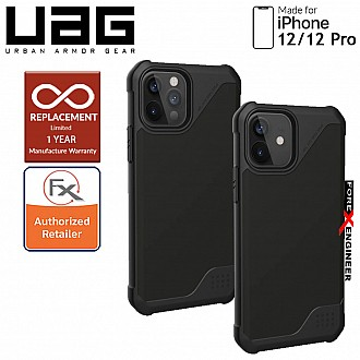"UAG Metropolis LT for iPhone 12 / 12 Pro 5G 6.1"" - ( PU Black )  ( Barcode : 812451037029 )"