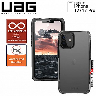 UAG Plyo for iPhone  12 / 12 Pro 5G 6.1 inch - Ash ( Barcode : 812451037104 )