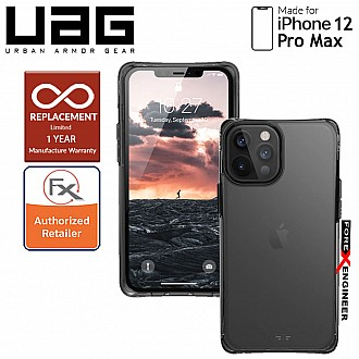 "UAG Plyo for iPhone 12 Pro Max 5G 6.7"" - Ice ( Barcode : 812451037425 )"