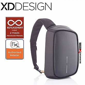 XD Design Bobby Sling - Anti-Theft Sling Bag - Black ( Barcode : 7878782 )