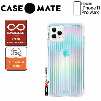 Case Mate Tough Groove for iPhone 11 Pro Max - Iridescent ( Barcode: 846127185950 )