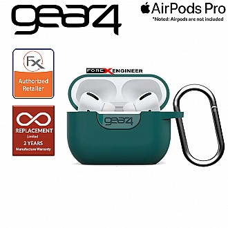Gear4 Apollo for AirPods Pro Case - Teal ( Barcode : 840056116474 )