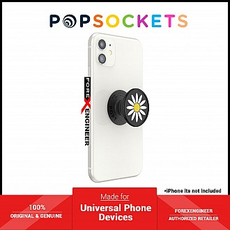 PopSockets PopGrip Swappable Premium - Festival Daisy Black (Barcode: 840173707159 )
