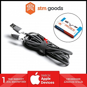 STM Able USB-A to Lightning Cable (1m) - Fast Charging and Data Transfer 2.4A ( Barcode : 765951762635 )