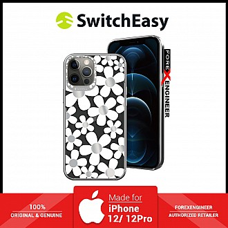 """(Pre-Order) SwitchEasy Artist for iPhone 12 / 12 Pro 6.1"""" - Full Coverage Protection Drop Tested - Fleur ( Barcode : 4897094566996 ) (ETA: 2021-04-14)"""