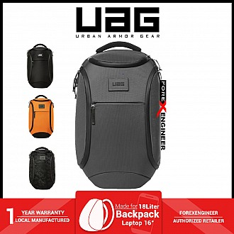 """UAG The Standard Issue 18 Liter backpack - Fit 16"""" Laptop and Weather resistant materials - Grey ( Barcode : 812451037685 )"""