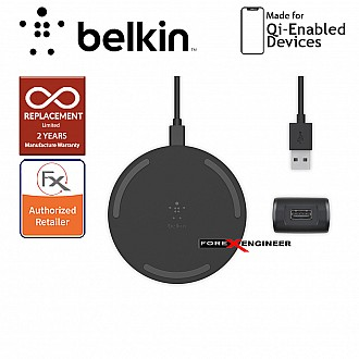 Belkin BOOST↑CHARGE™ Wireless Charging Pad 15W - Black (Barcode : 745883798582 )