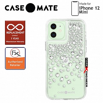 """Case Mate Karat Crystal with MicroPel for iPhone 12 Mini 5.4"""" (Barcode: 846127196482)"""