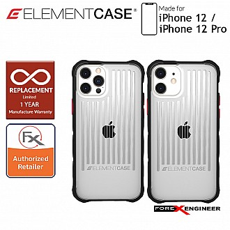 """Element Case Special Ops for iPhone 12 / 12 Pro 5G 6.1"""" - Clear Colour (Barcode : 810046111383)"""
