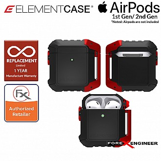 Element Case Black Ops for AirPods Gen 2 Wireless - Black Colour (Barcode : 810046111536)
