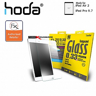 Hoda Tempered Glass for iPad Air 2 / iPad Pro 9.7 inch ( 2017 / 2018 ) - Clear (Barcode : 4716171273070)
