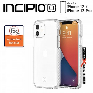 """Incipio Duo for iPhone 12 / 12 Pro 5G 6.1"""" - Clear (Barcode : 191058118127)"""
