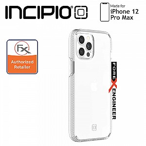 """Incipio Duo for iPhone 12 Pro Max 5G 6.7"""" - Clear (Barcode : 191058118196)"""