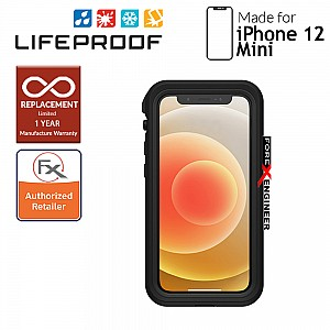 """Lifeproof FRE Waterproof Case for iPhone 12 Mini 5G 5.4"""" - Black (Barcode: 840104215241)"""