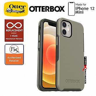 """Otterbox Symmetry for iPhone 12 Mini 5G 5.4"""" - Earl Grey (Barcode: 840104215296)"""