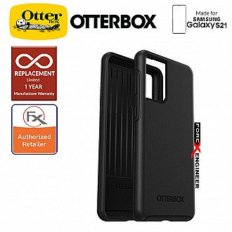 OtterBox Symmetry for Samsung Galaxy S21 5G - Black (Barcode : 840104238776)