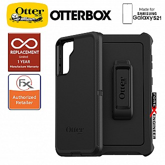 OtterBox Defender for Samsung Galaxy S21 5G - Black (Barcode : 840104239322)
