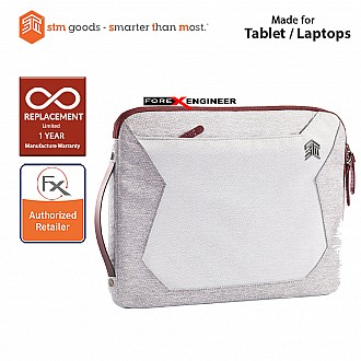 STM Myth Laptop Sleeve 13 inch - Windsor Wine (Barcode : 608410061507)