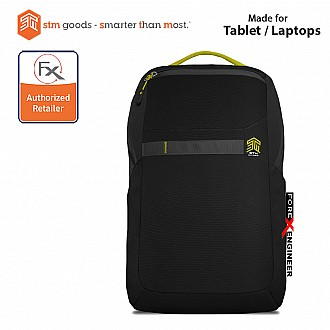 STM Saga Laptop Backpack 15 inch - Black (Barcode : 640947795289)