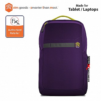 STM Saga Laptop Backpack 15 inch - Royal Purple (Barcode : 640947795319)