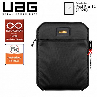 "UAG Shock Sleeve Lite for iPad Pro 11"" - Black (Barcode : 812451035322)"