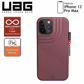 """UAG Anchor for iPhone 12 Pro Max 5G 6.7"""" - Aubergine (Barcode : 812451037470)"""