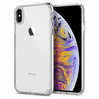 Spigen Liquid Crystal for iPhone Xs Max - Clear