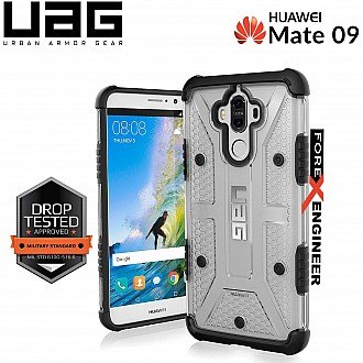 UAG Plasma for Huawei Mate 9 Feather-Light Rugged Protection - Ice color