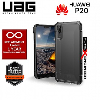 UAG PLYO for Huawei P20 ONLY - Feather-Light Rugged Military Drop Tested - ice color