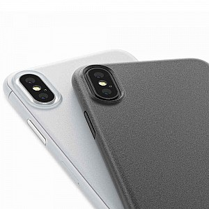 Caudabe the Veil XT for iPhone X / Xs Premium Ultra Thin Case - Frost