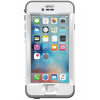 Lifeproof Nuud for iphone 6S Plus only (not compatible 6 Plus) - Avalanche White color