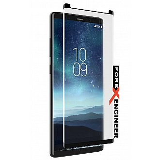 ZAGG Invisible Glass Contour for Samsung Galaxy Note 8 tempered Glass specially built for curved screen - transparent