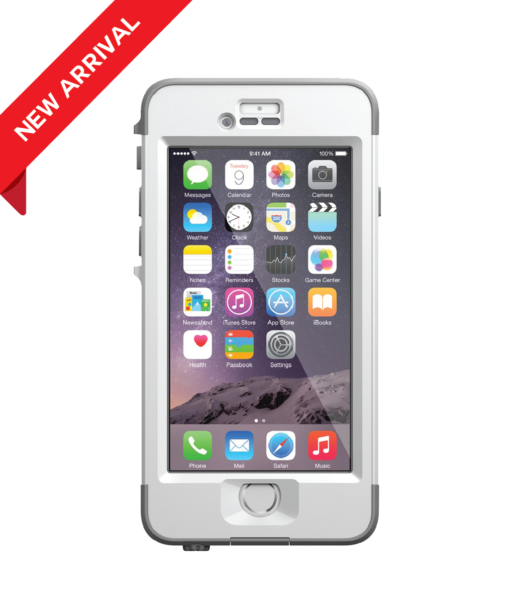 Lifeproof Nuud White Iphone