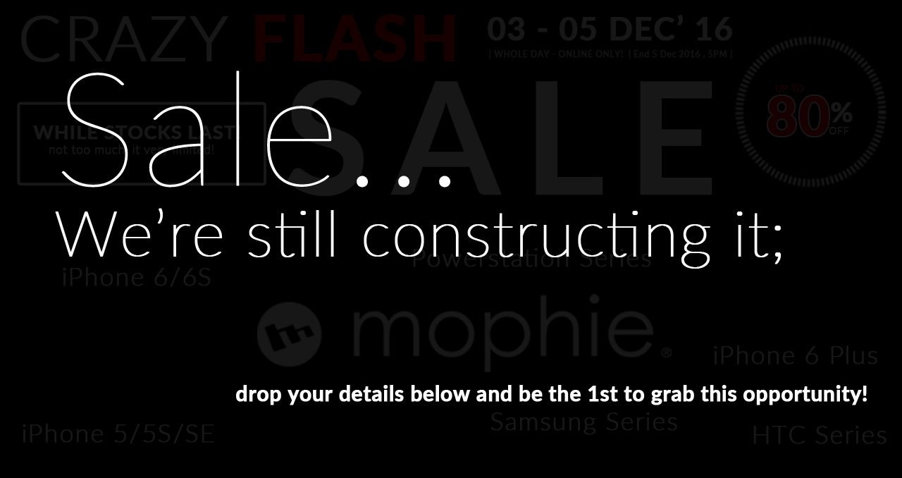 flash-sale-mophie-lifeproof-just-mobile-element-case-caudabe-moshi-otterbox-malaysia