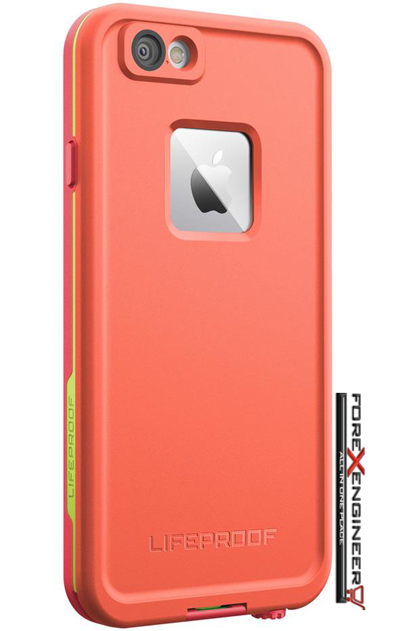 Lifeproof Iphone  Pink