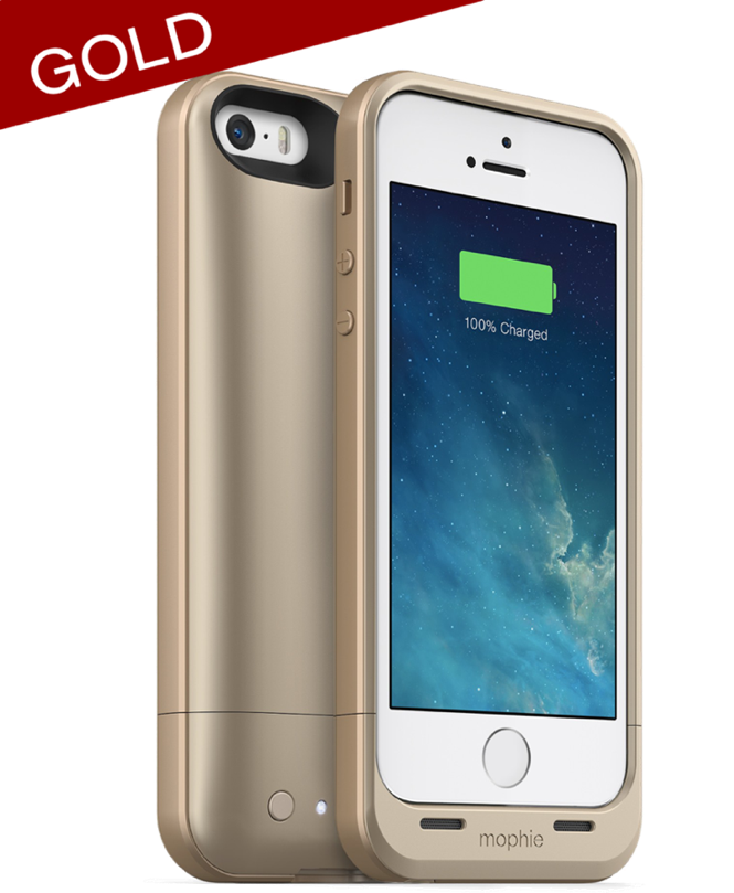iphone 5 mophie mophie juice pack air for iphone 5 5s se 1700mah 11014