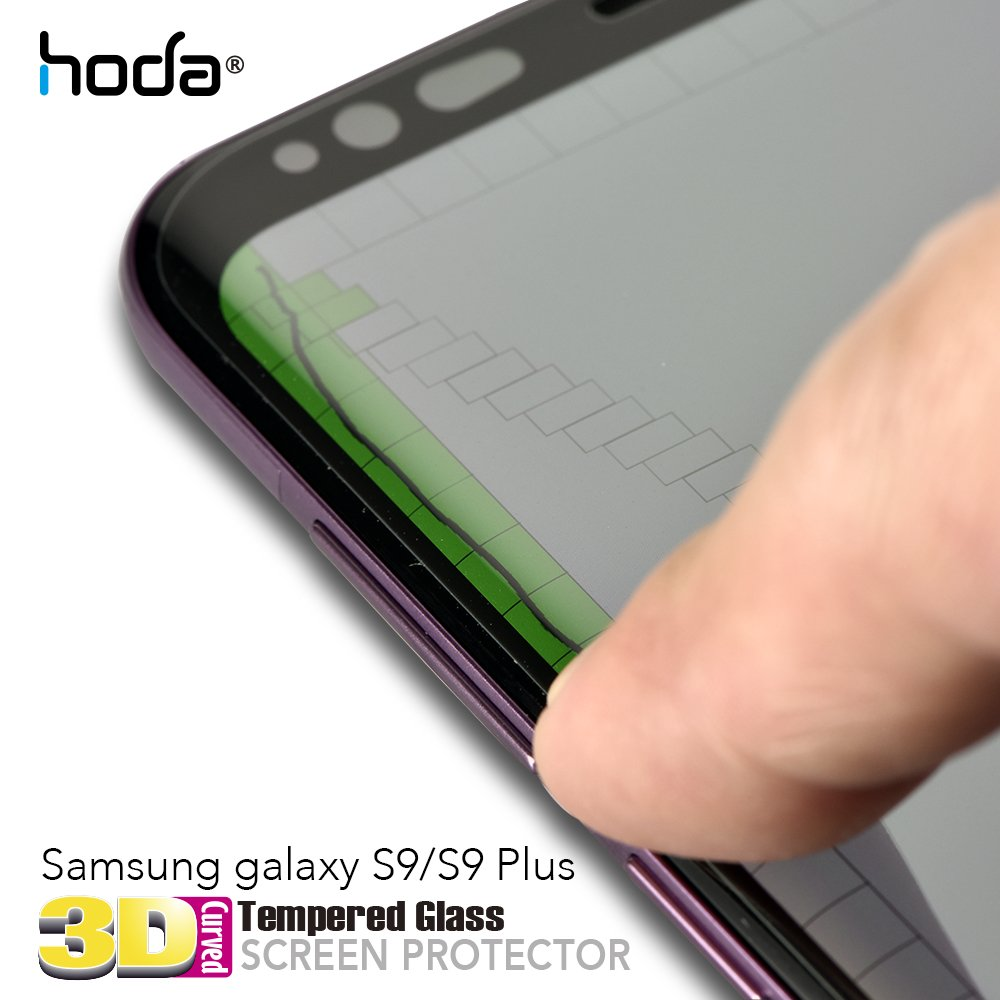 hoda-3D-full-glass-coverage-samsung-s9-plus-clear-4
