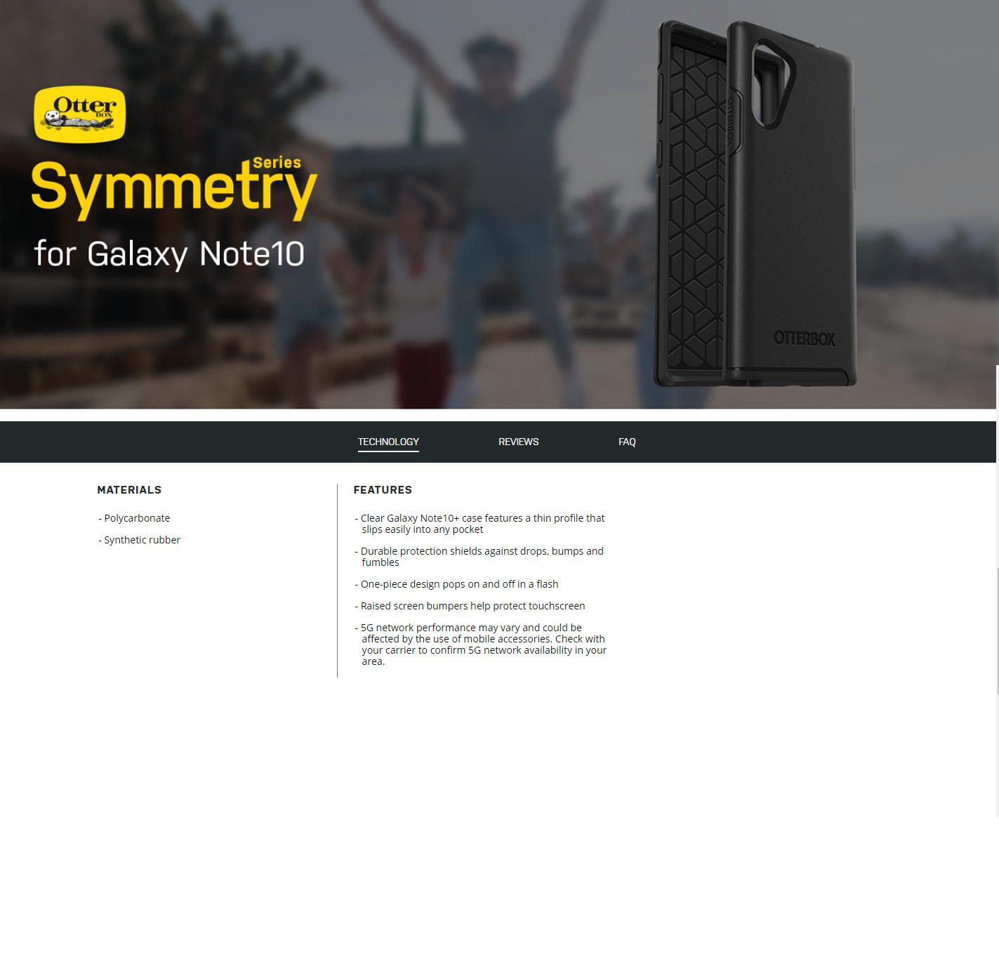 /Otterbox/660543524663/1-DES-fx-otterbox-symmetry-clear-samsung-galaxy-note-10-clear-color-660543524663-forexengineer--malaysia-authorised-retailer