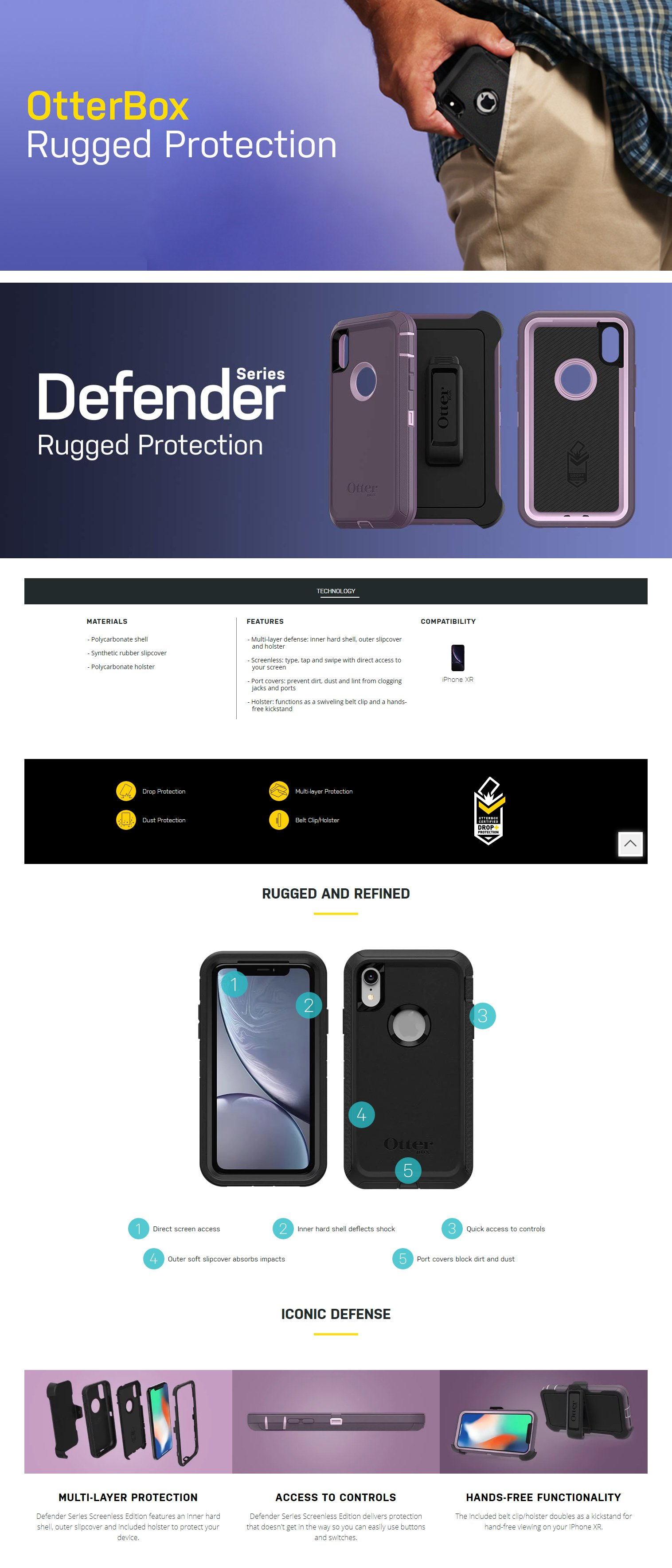 /Otterbox/660543470618/1-DES-fx-otterbox-defender-iphone-xr-black-color-660543470618-forexengineer-malaysia-authorised-retailer