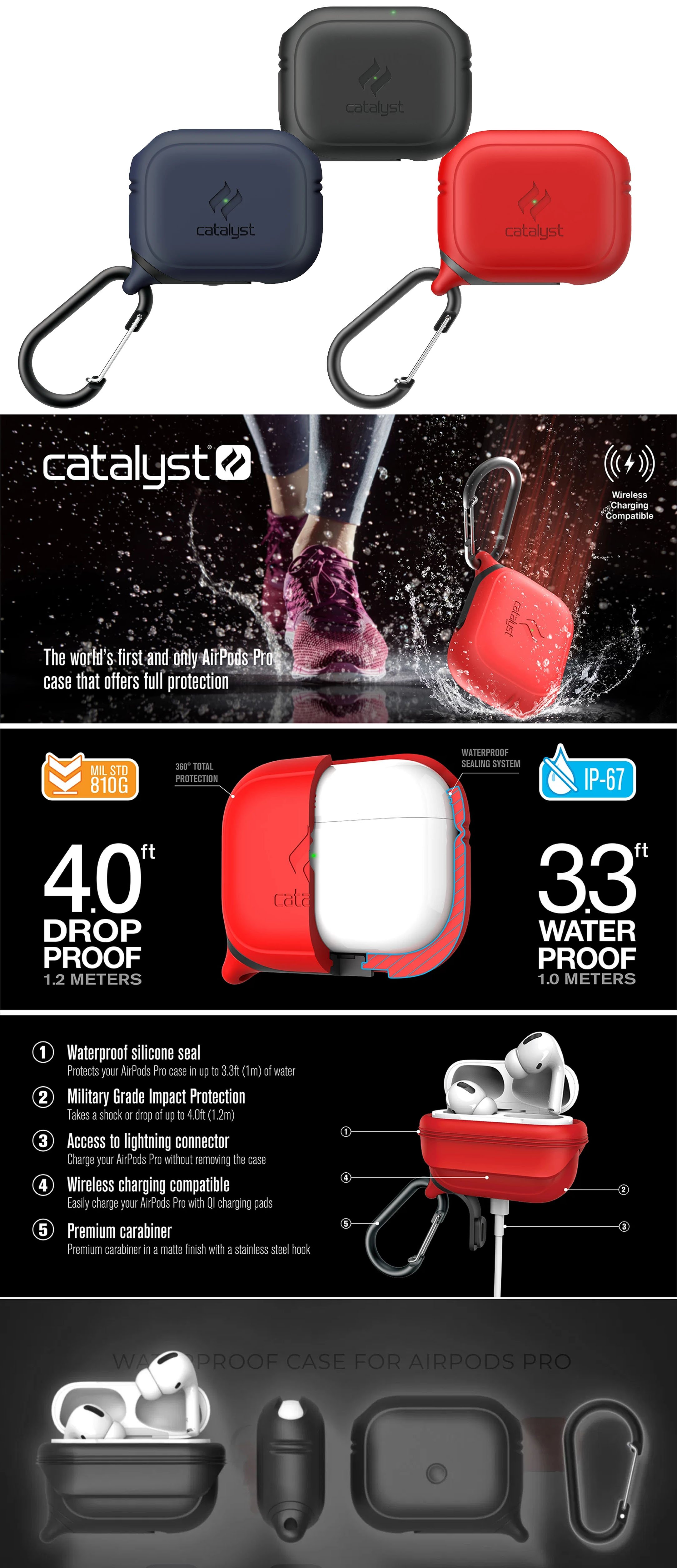 catalyst/252525/1-des-fx-catalyst-waterproof-case-airpods-stealth-black-color-252525-malaysia-authorised-retailer
