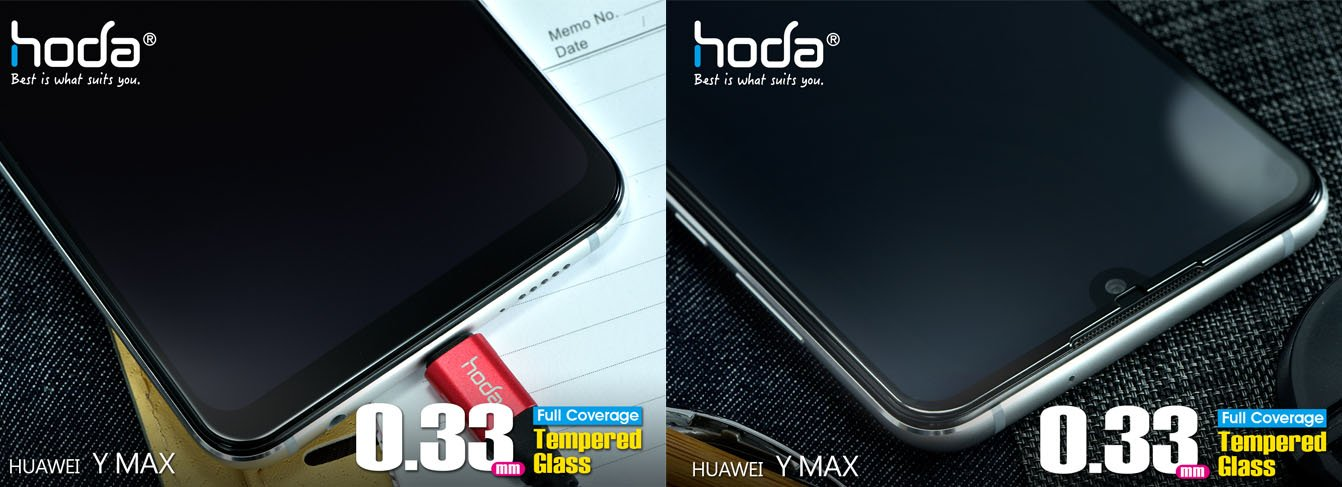 2-des-hoda-tempered-glass-screen-protector-huawei-y-max-crystal-clear-hardware--forexengineer-store-retailer