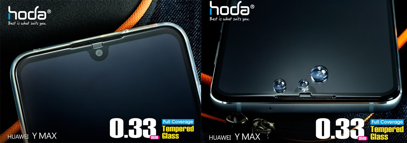 3-des-hoda-tempered-glass-screen-protector-huawei-y-max-crystal-clear-hardware--forexengineer-store-retailer