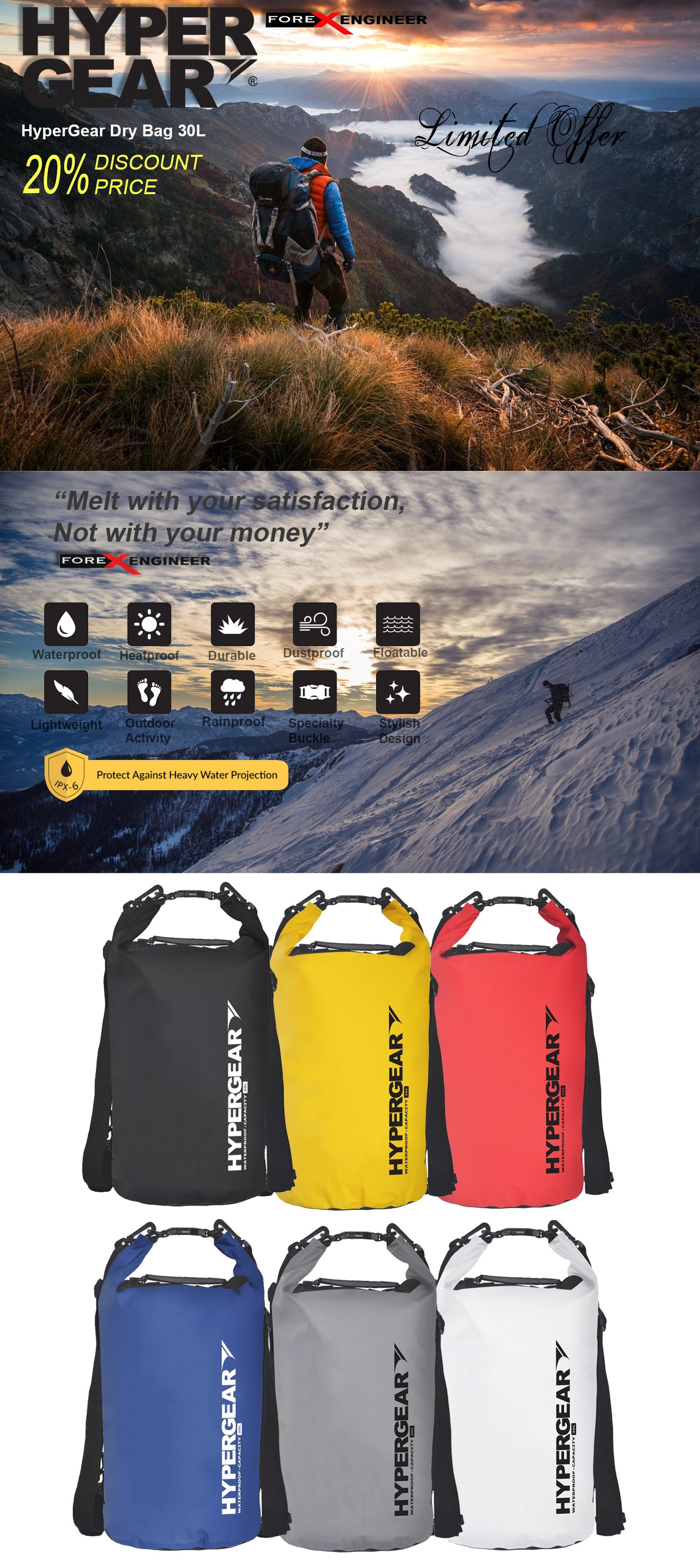 02-fx-hypergear-dry-bag-30l-free-2l-bag-forexengineer-authorised-retailer